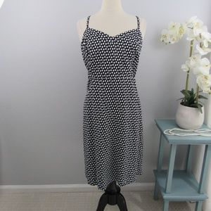 Old Navy Black & Sea Shells Sun Dress Size 2x